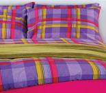NEF NEF PLAID PURPLE